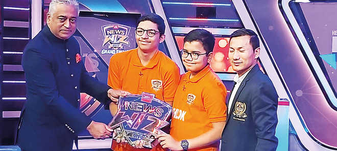 Bishop's Camp Is Runner-Up At News Wiz Quiz