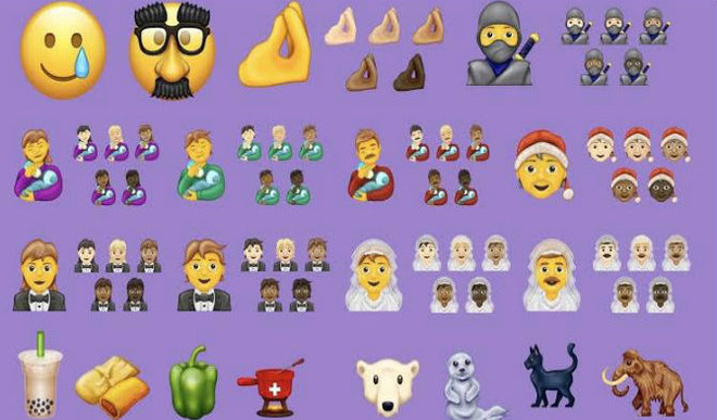 Emojis 2020: Represent Gender Roles, Minorities