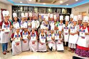 45 Schools Participate In IIHM Teacher Chef Competition