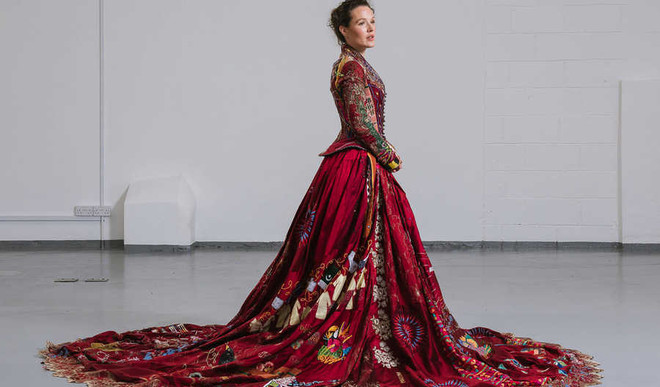 This Dress World Toured For 10 Yrs!