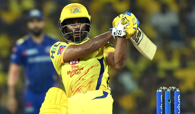Rayudu Comeback Big Boost For CSK