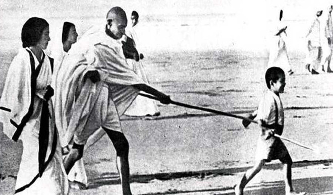 Gandhi – The Timeless Health Icon