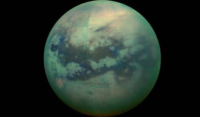 Titan Has Ingredients For Life