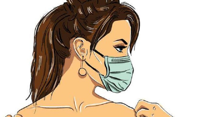 5 Ways To Wear Makeup With Mask