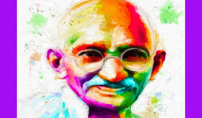 Gandhi As My Muse Contest: Best Art Entries