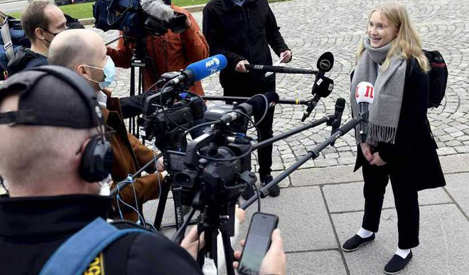 PM For A Day: Teen Fills Finland's Top Job