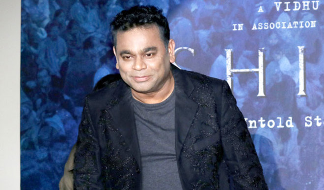 SR: Are You A Big Fan Of AR Rahman?