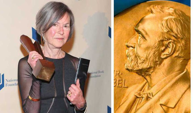 Louise Gluck wins 2020 Nobel Prize in Literature