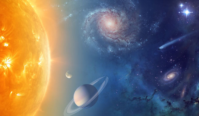 Stars, Planets May Be Siblings