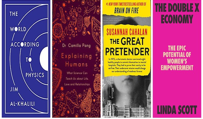 Have You Read These Science Books?
