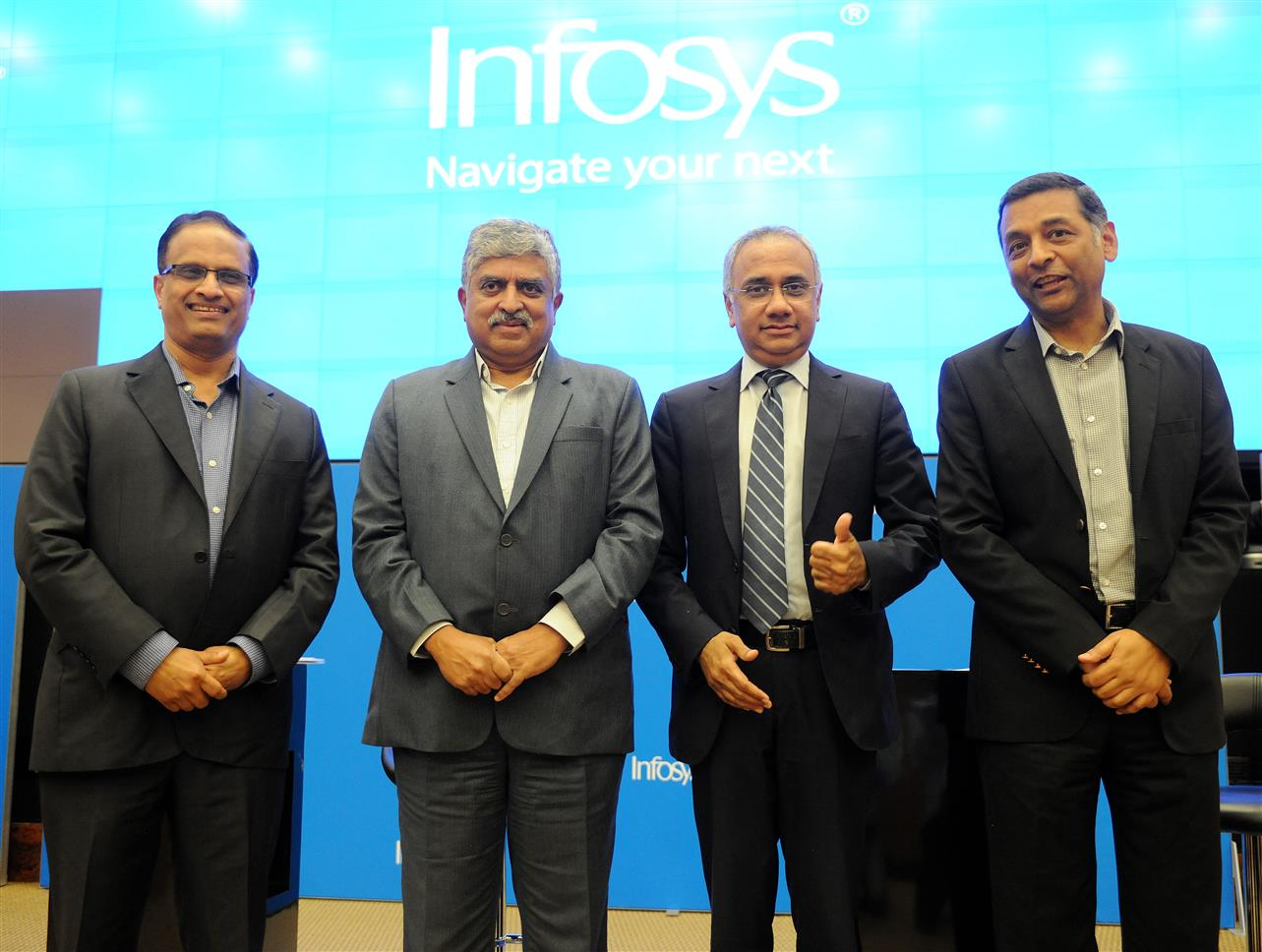 Infosys Sets Example, Vows Hike To Staff