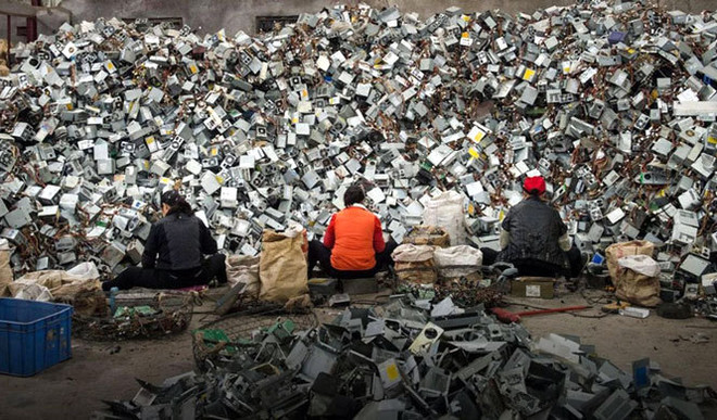 India- Third Largest E-Waste Generator