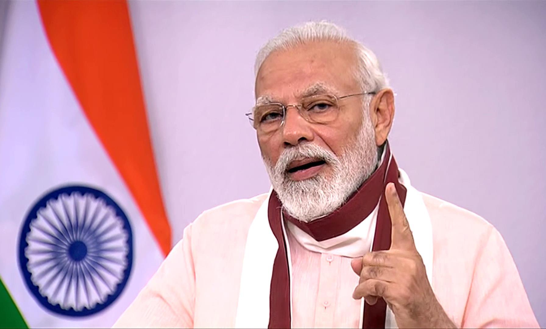 PM Modi Reviews Vaccine Ecosystem