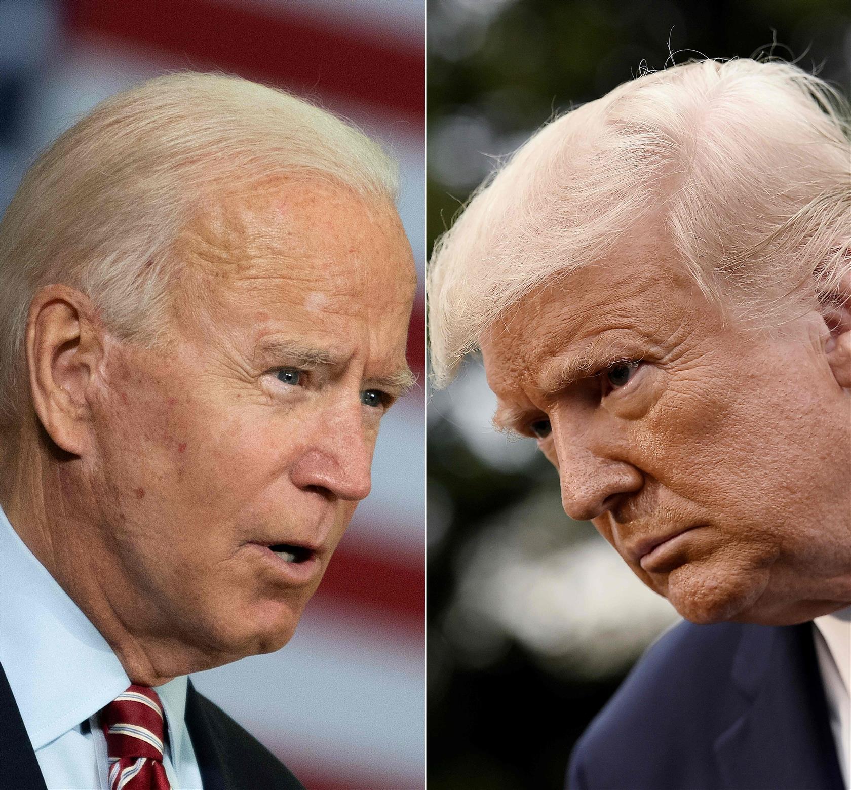 Dueling Townhalls For Biden, Trump