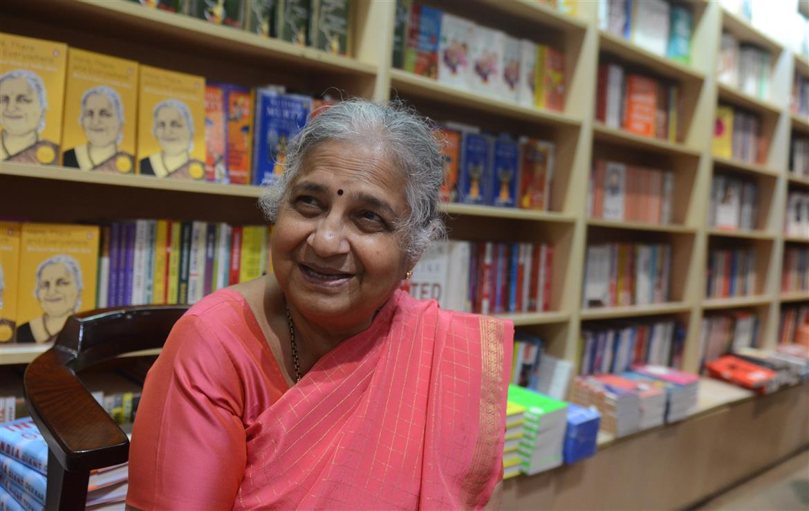 Doctorate Conferred Upon Sudha Murthy