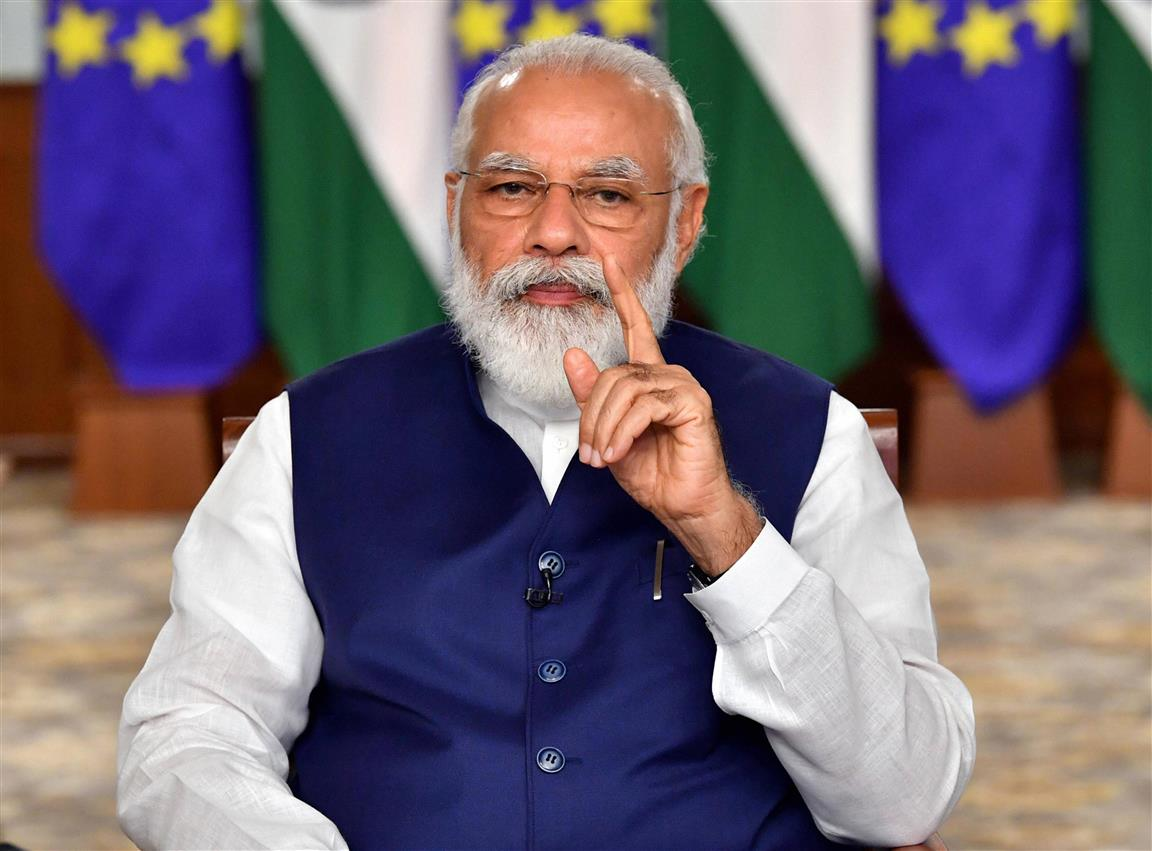 India At Forefront Of Vaccine Development: PM