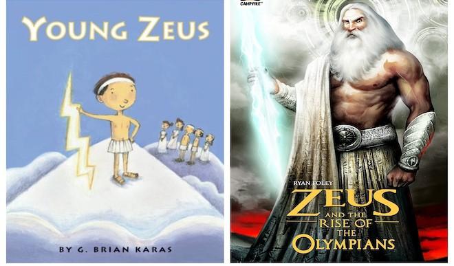 Greek Mythology: Zeus The Muse