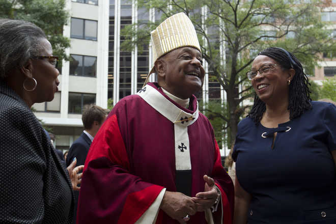 Know About 1st Black American Cardinal