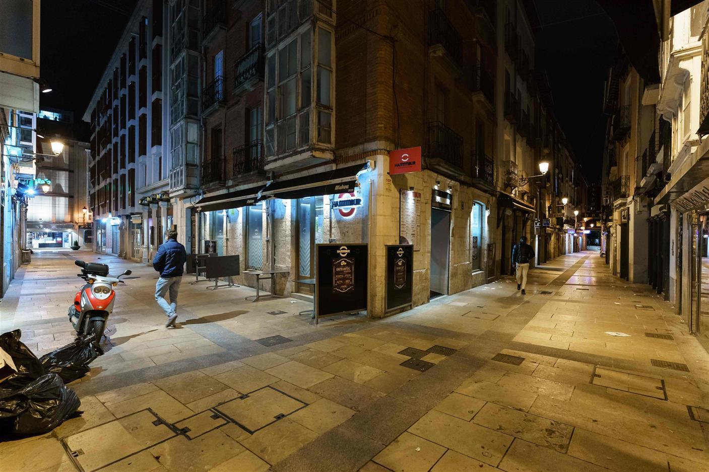 Covid19: National Emergency In Spain
