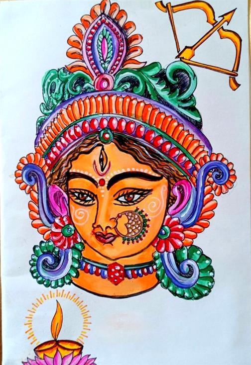 DURGA MOTHER: Meenal Tiwari