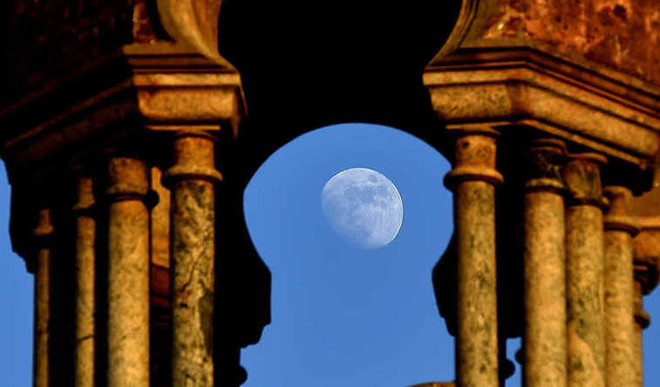 October To Be Blue Moon Month