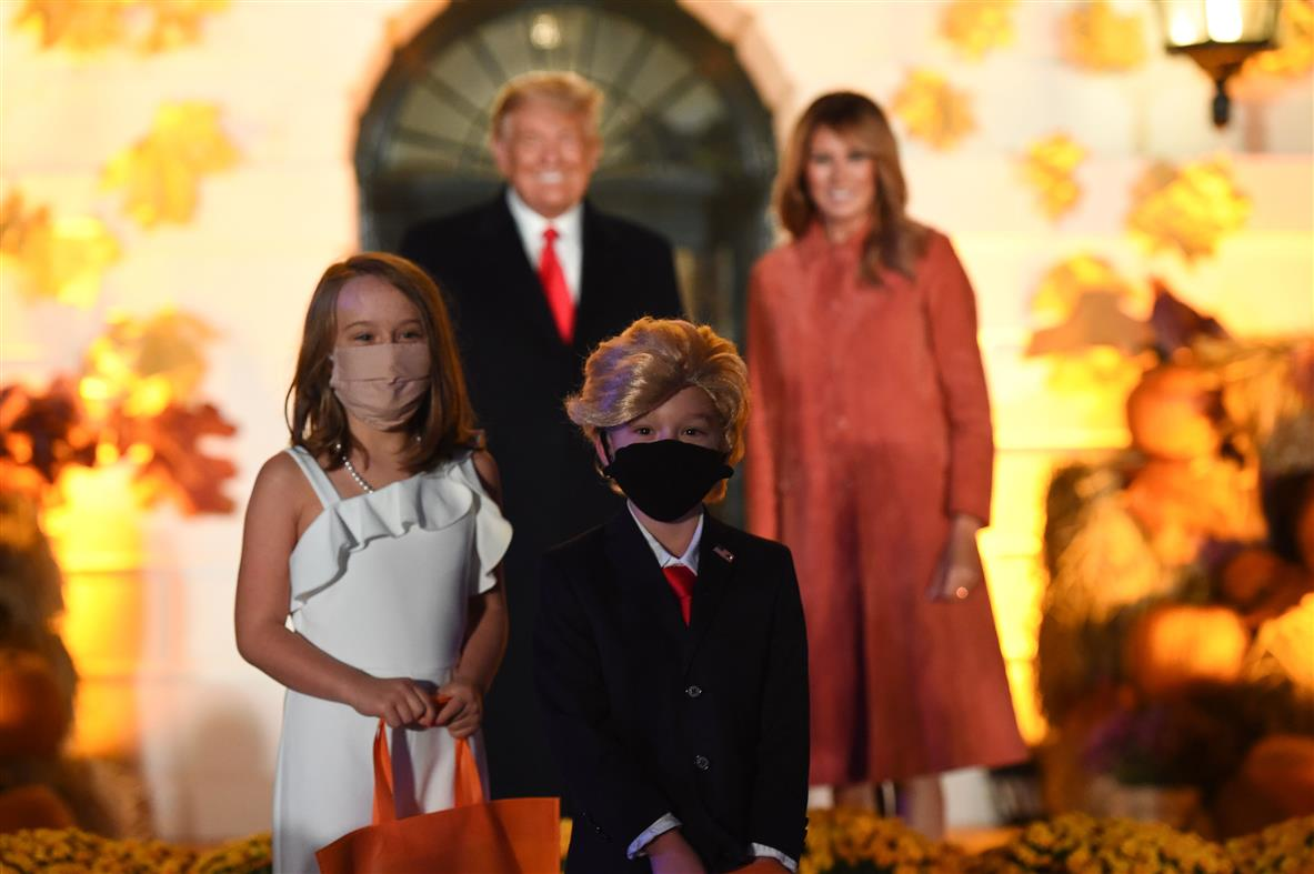 Trick Or Treat Or Is It Trump?