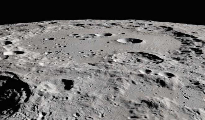 NASA Finds Water On Moon's Sun-Facing Areas
