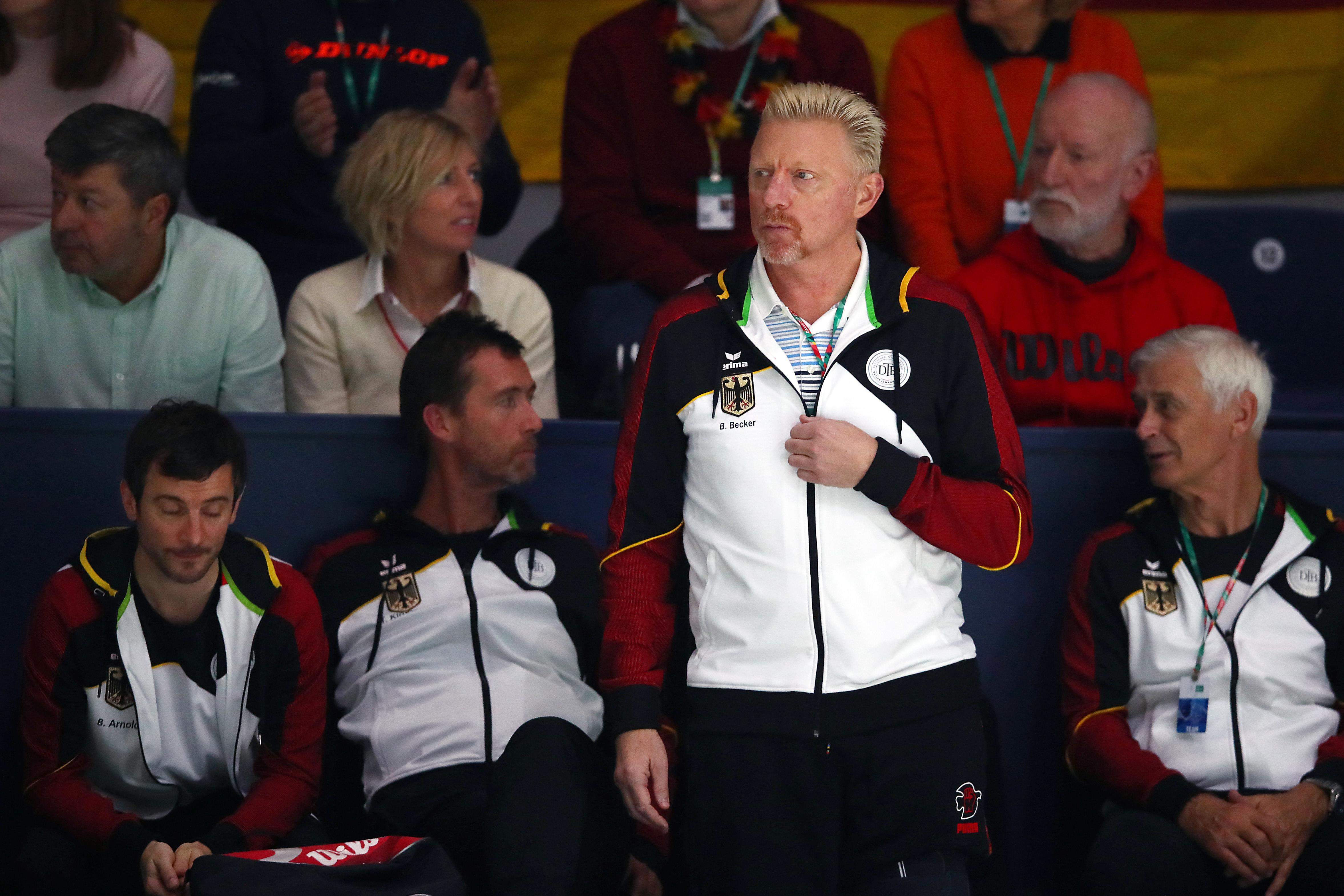 Bankrupt Becker 'Failed To Hand Over Trophies'