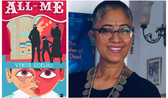 Meet Venita Coelho, Author Of All of Me