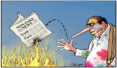 Riya: Isn''t Fake News A Big Problem?