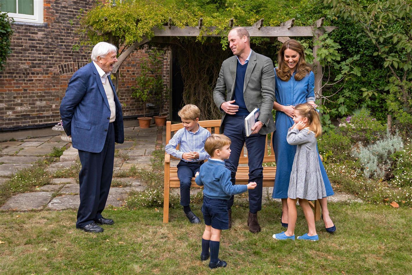 'Sir David, Greta Most-Admired Icons In UK'