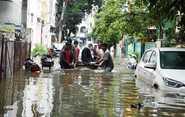 Record-Breaking Rain Sinks Hyderabad