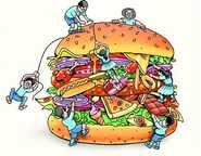 Kid Influencers Promoting Junk Food
