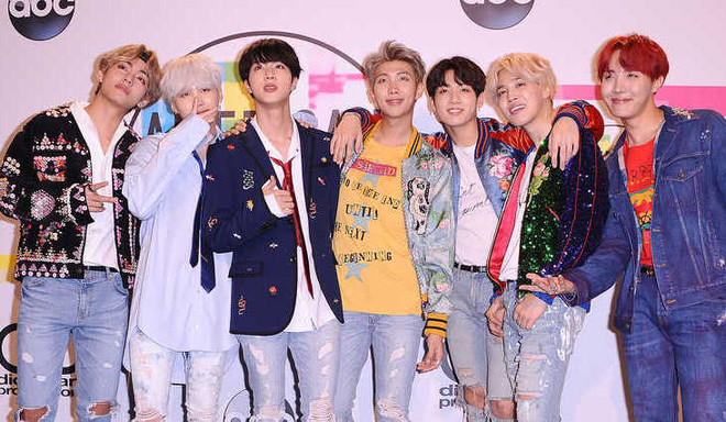 BTS Unveils Its New Album 'Be'