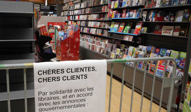 French Bookworms In A Fix