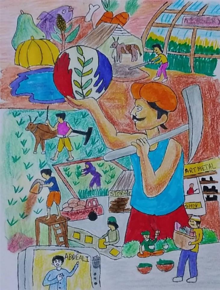 FARMERS: Abdeali Mamuwala