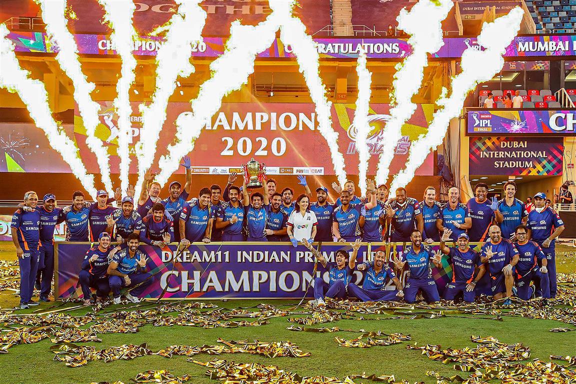 Mumbai Indians Retains IPL Title