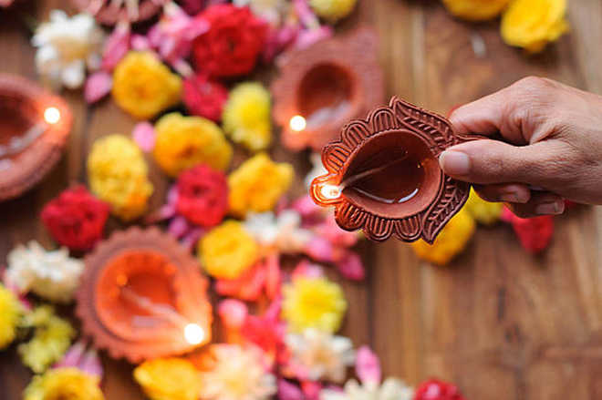 Diwali With A Difference