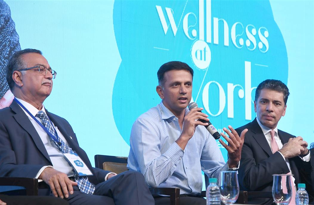 Rahul Dravid Bats For T20 In Olympics