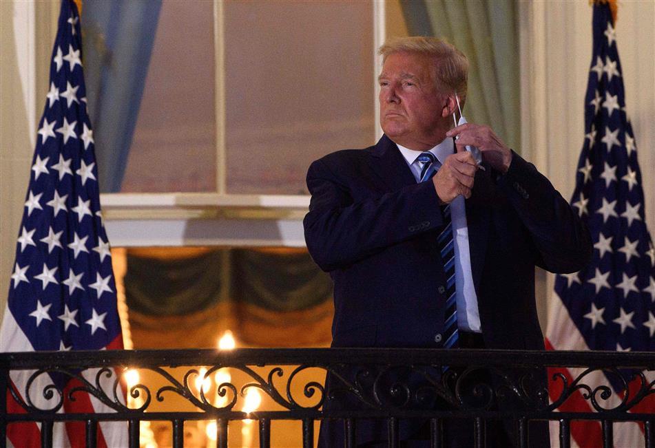 Trump Refuses To Budge