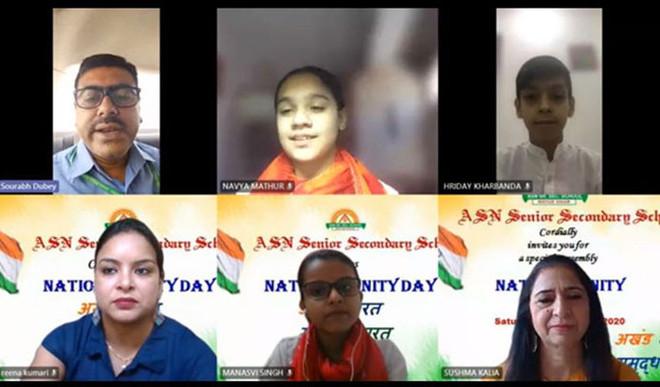 Assembly on National Unity Day
