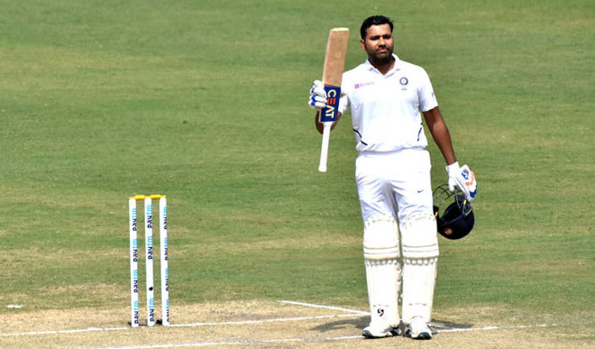 Ready To Bat Anywhere: Rohit