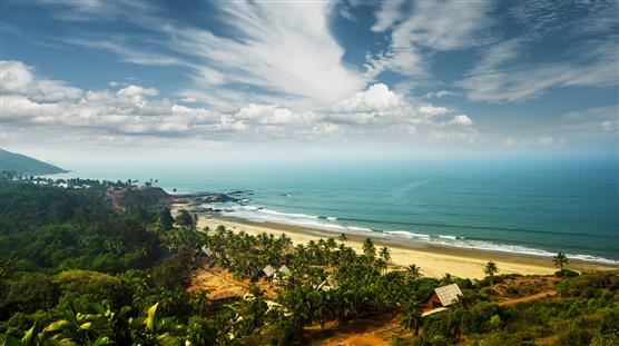 I Found Peace of Mind in Goa