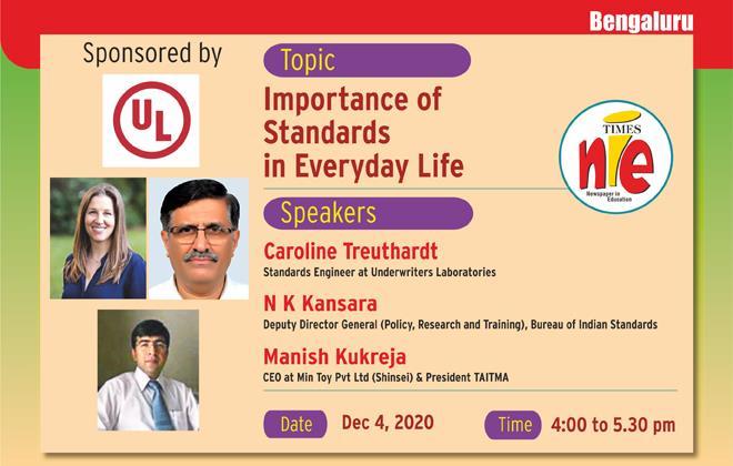 Times NIE Teacher's Webinar: Bengaluru