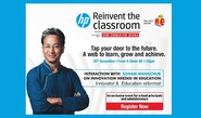 'HP Reinvent The Classroom' With TOI