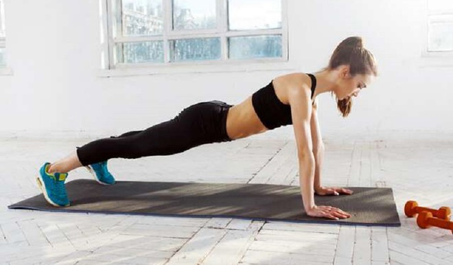 Can't Do Push-Ups? Here's Why