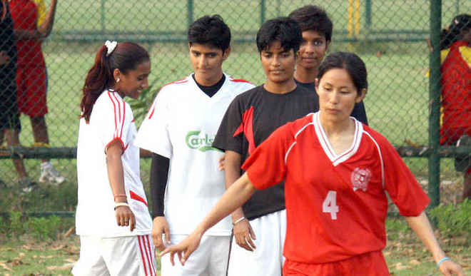 Indian Women's Team For 2027 FIFA WC?
