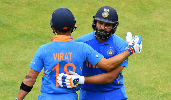 'No Need To Replace Virat With Rohit'