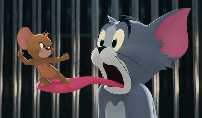 Check Out Tom&Jerry Movie Trailer