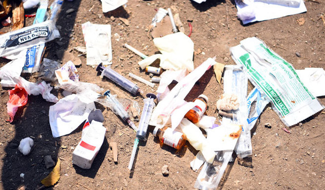 Are We Serious About Biomedical Waste?